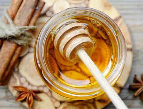 Cynamon i miód – lecznicza mieszanka