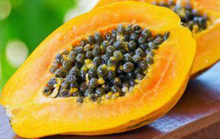Papaja - owoc o leczniczym działaniu
