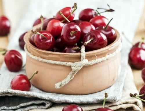 Wiśnie – źródło wielu witamin i minerałów